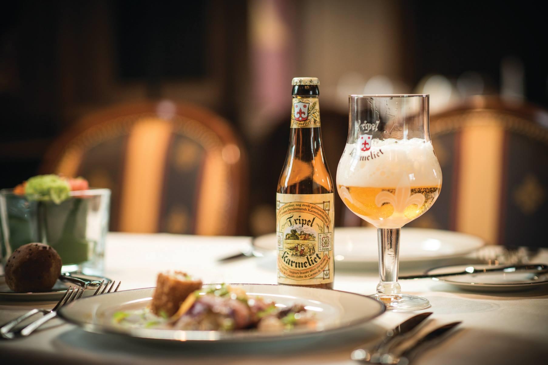 Bières et Mets - Food pairing