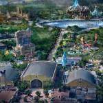 Le plan d'extension de Walt Disney Studios se dévoile