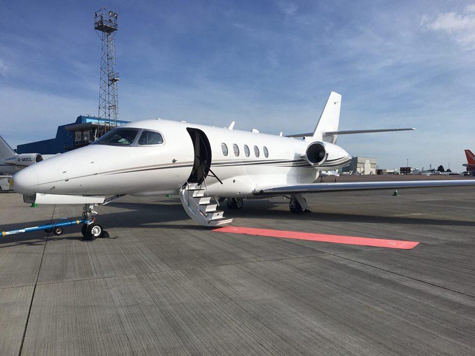 PrivateFly - Jets privés