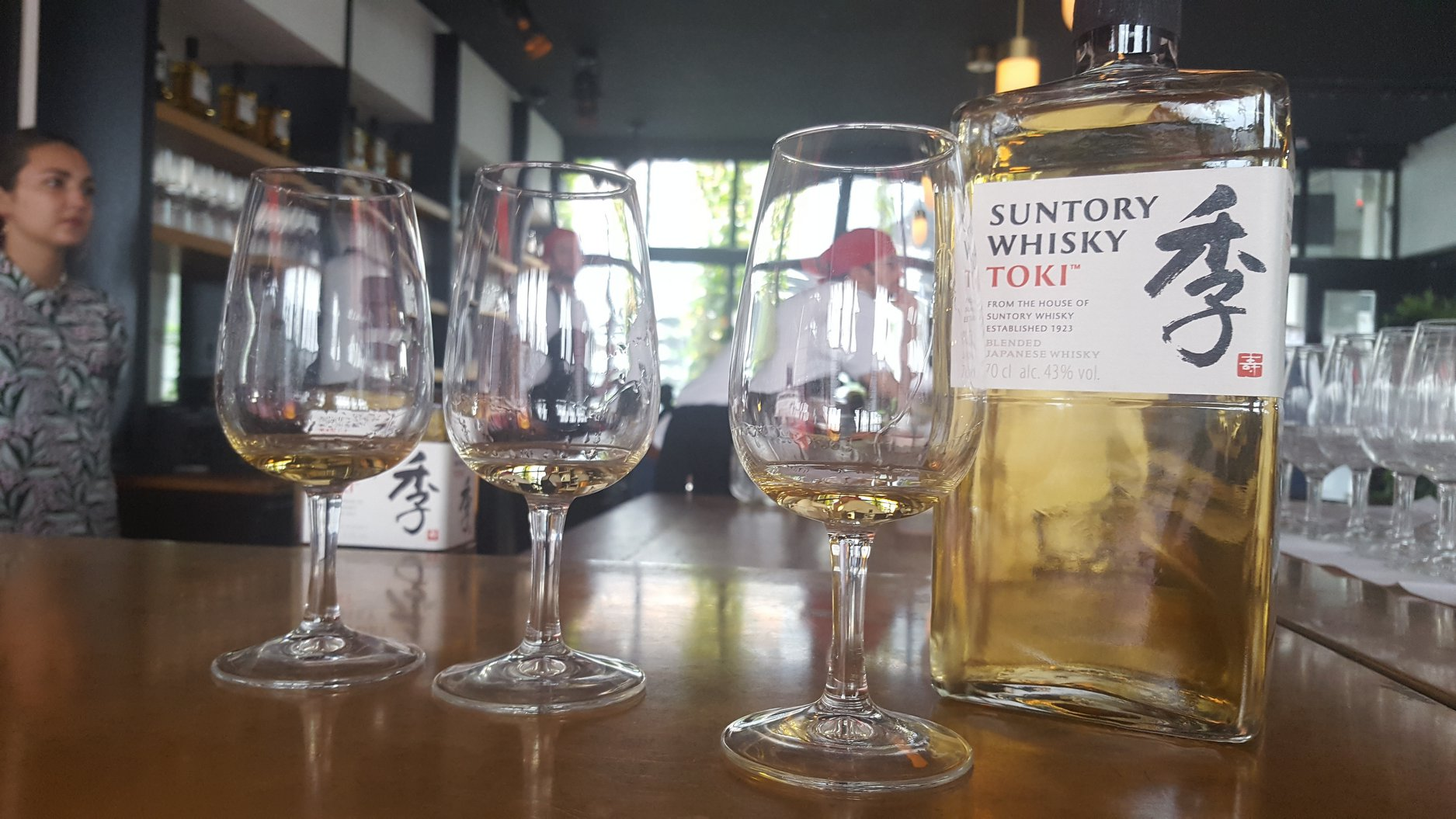 Whisky Toki - Maison Suntory
