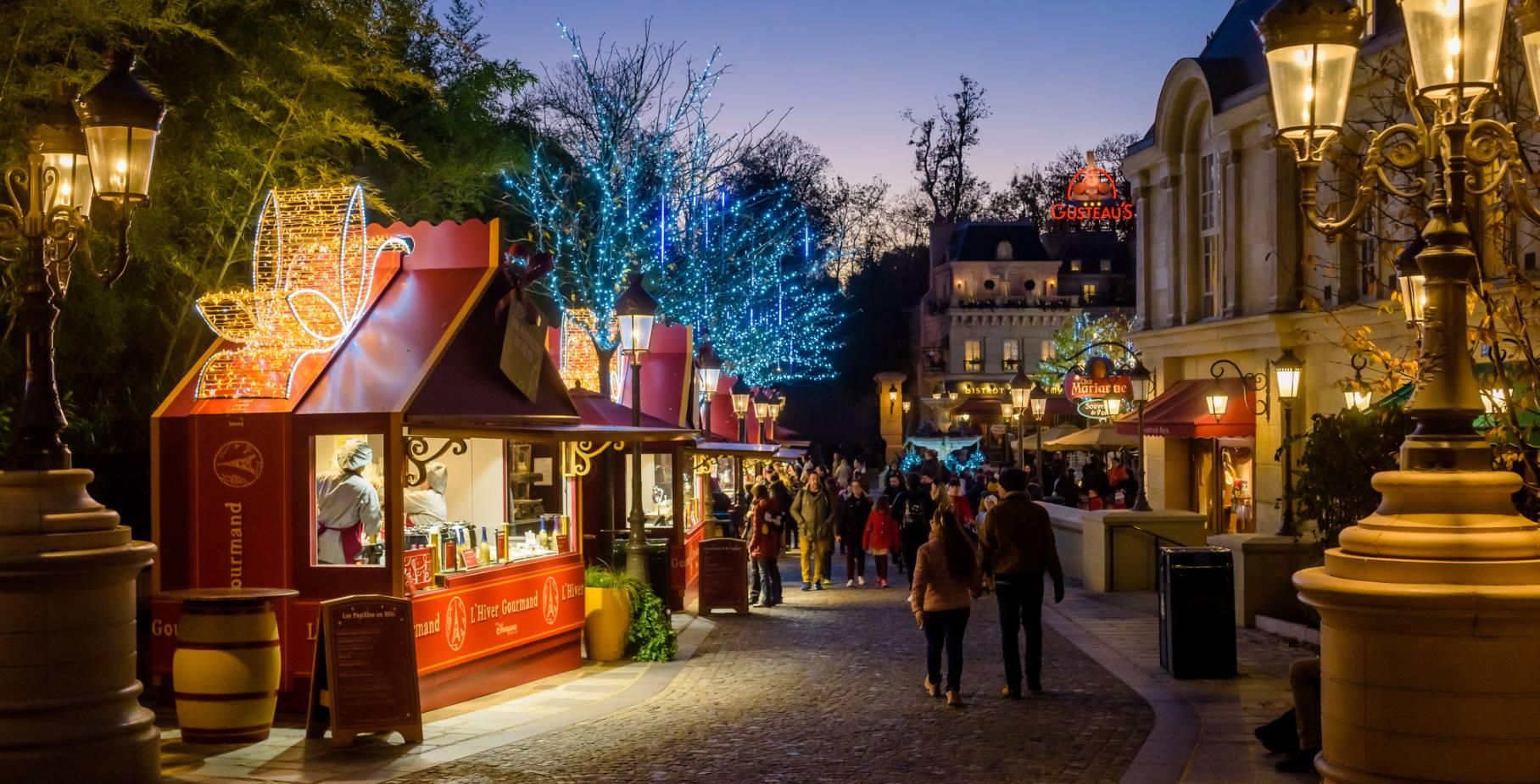 L'hiver gourmand à Walt Disney Studios - Noel 2018