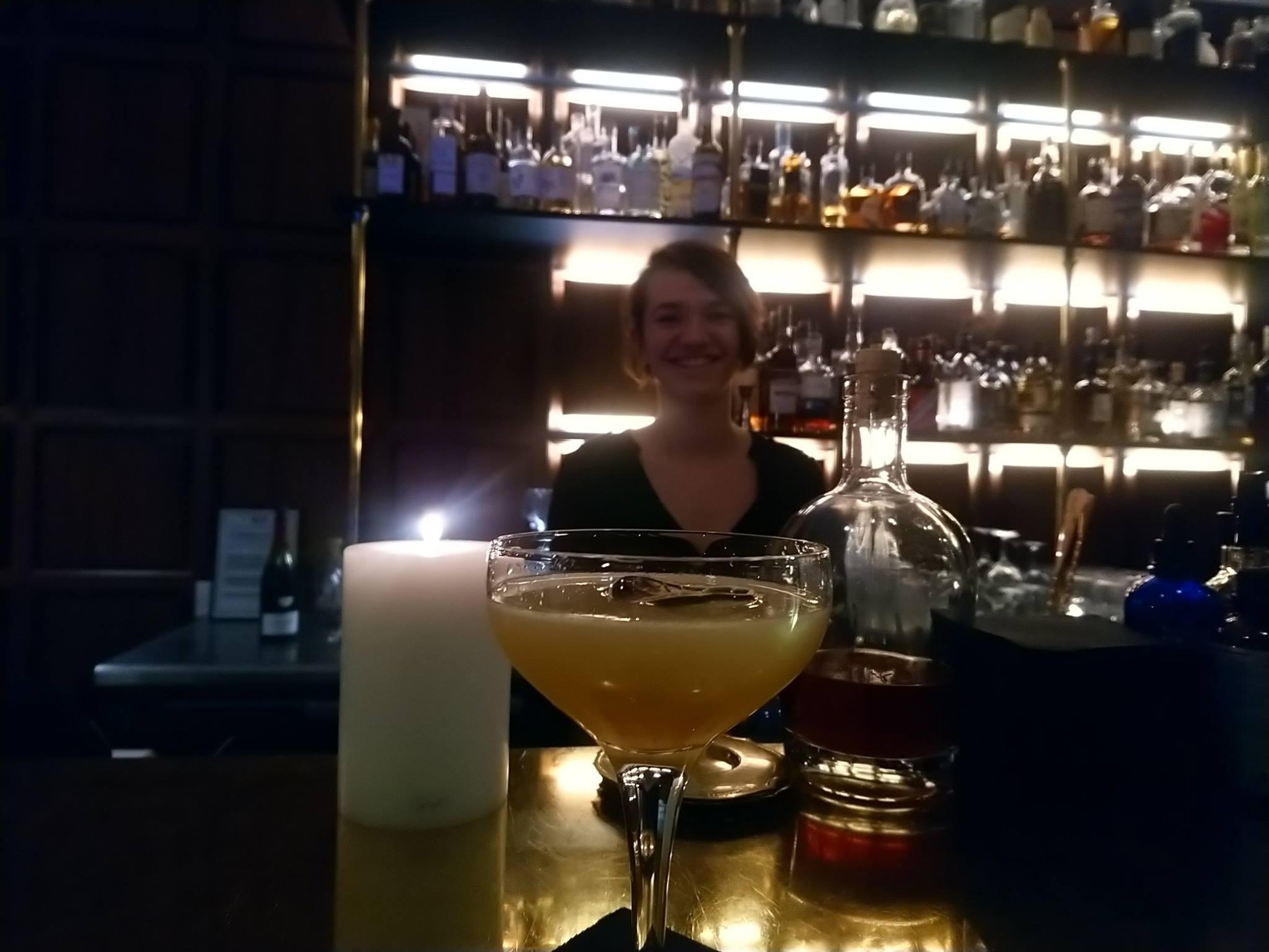 Lilya Sekkal - Bar Les Passerelles, Paris