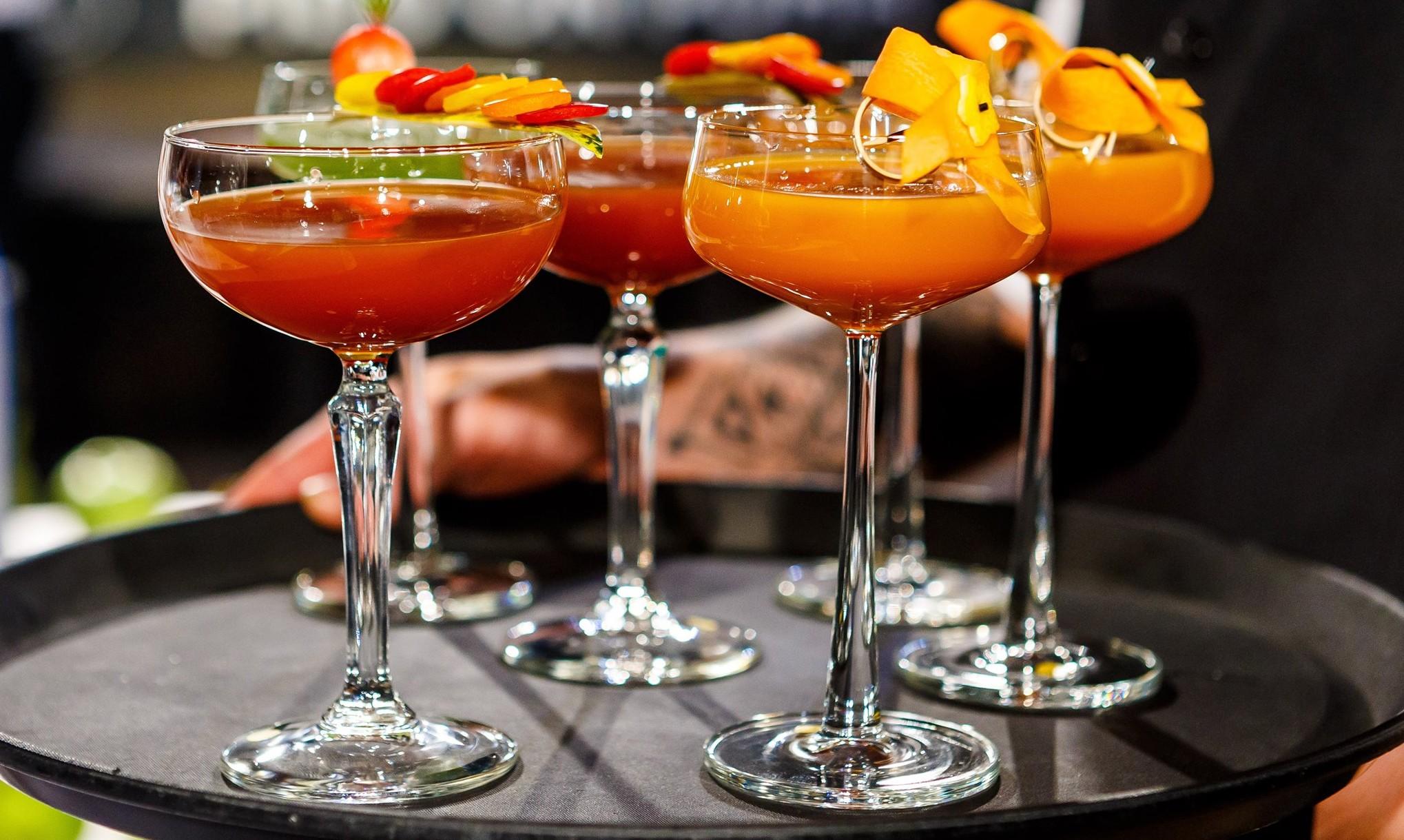 Cocktails au Calvados - IDAC