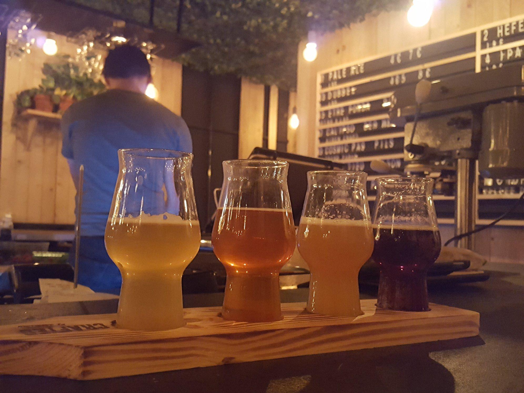 Tasting de bières - Le Bar Fondamental - Pigalle - Paeis