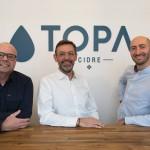 Au Pays basque, le cidre Topa lève des fonds pour se développer