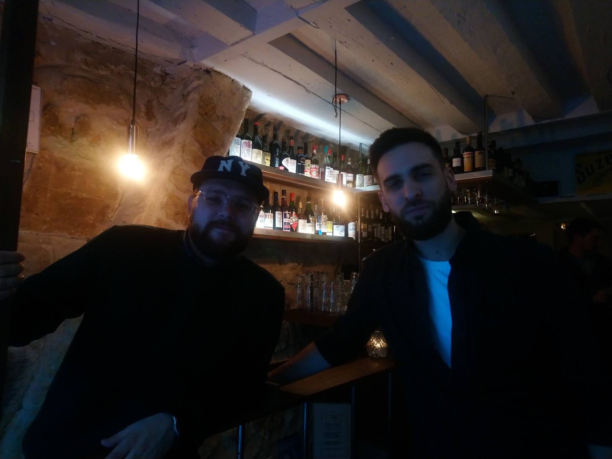 Mathieu Stanislas Laytou et Nils Schacherer - Kachette - Bar à cocktails Paris