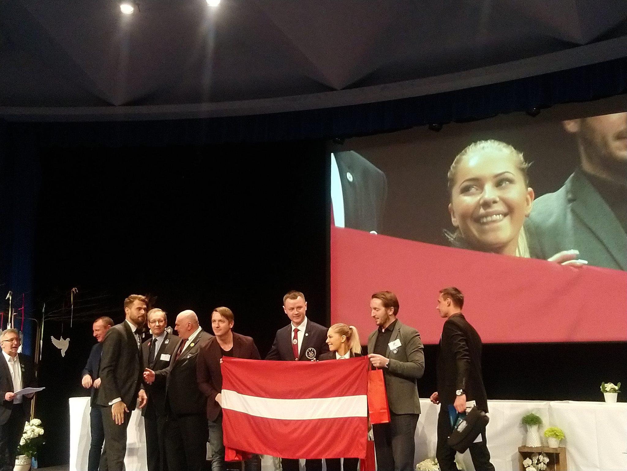 Lettonie - Trophées internationaux des Calvados Nouvelle vogue - 25 mars 2019 à Caen