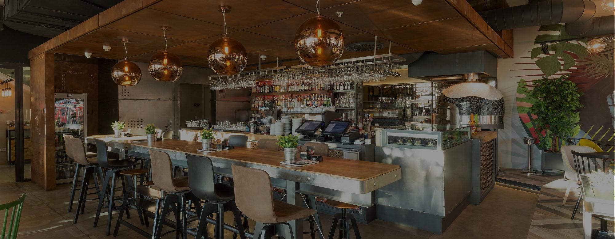 Restaurant - Bar à louer ou à réaménager