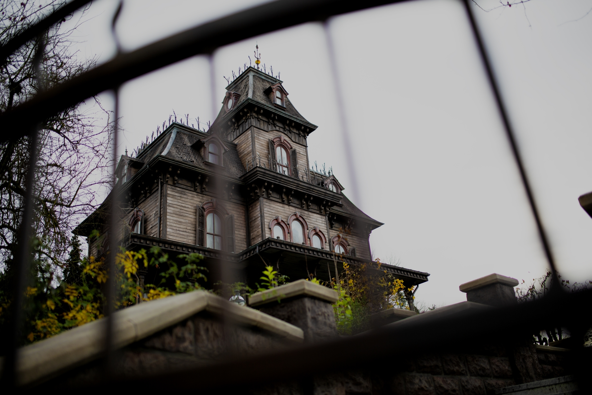 Phantom Manor, nouvelle version à Disneyland Paris