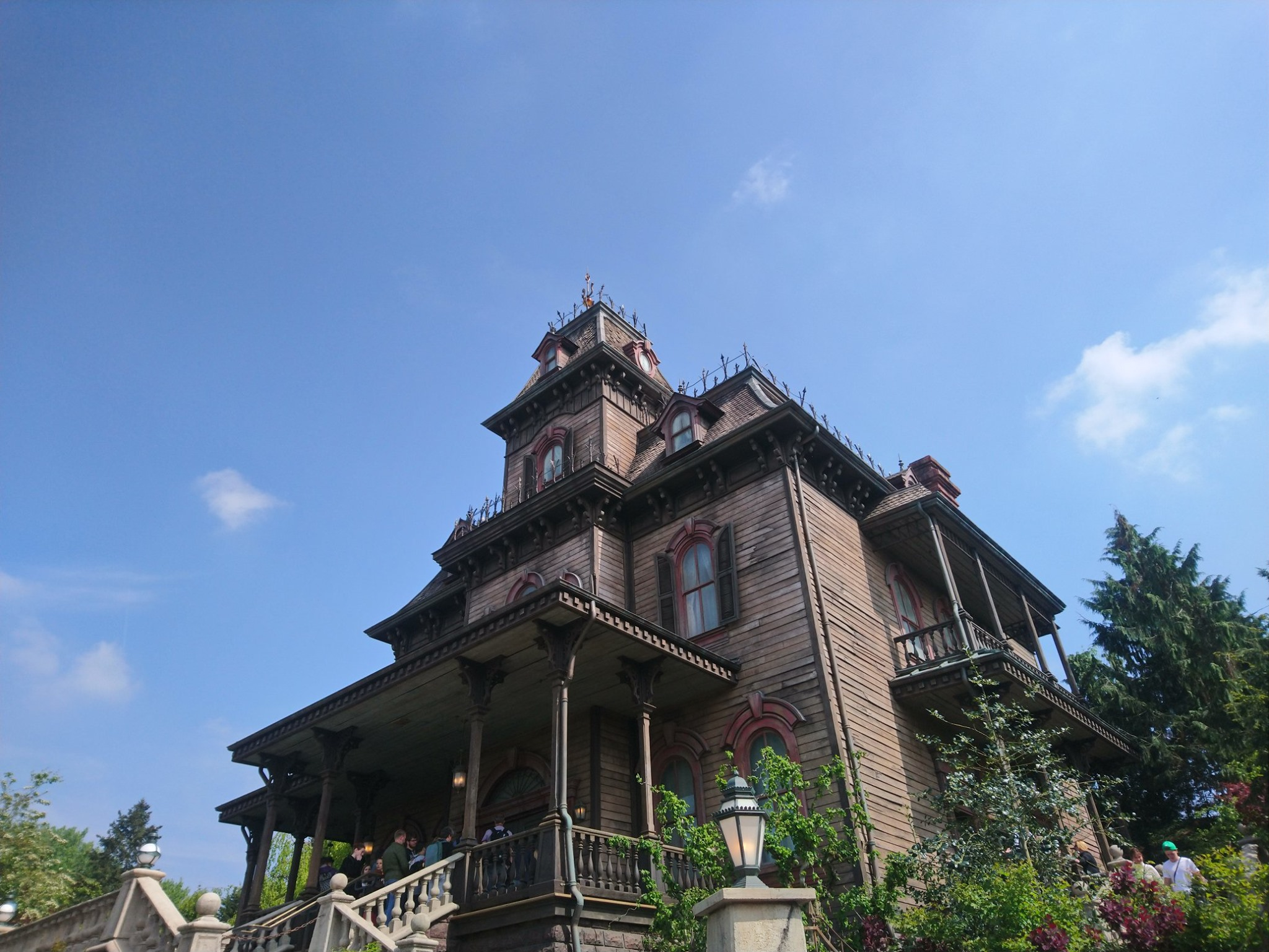 Phantom Manor - Mai 2019 après rénovation - Disneyland Paris