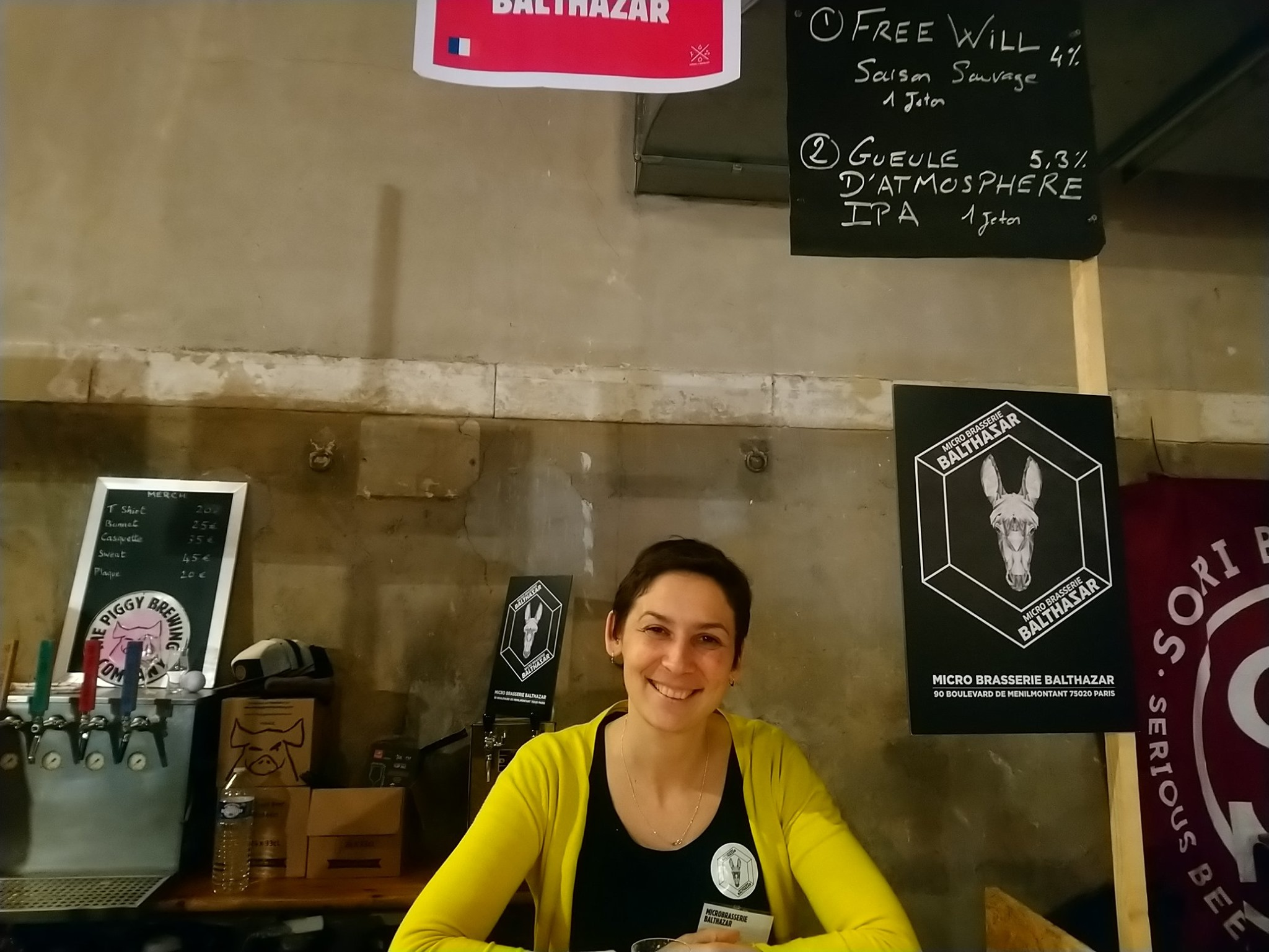 Microbrasserie Balthazar - Paris Beer Week