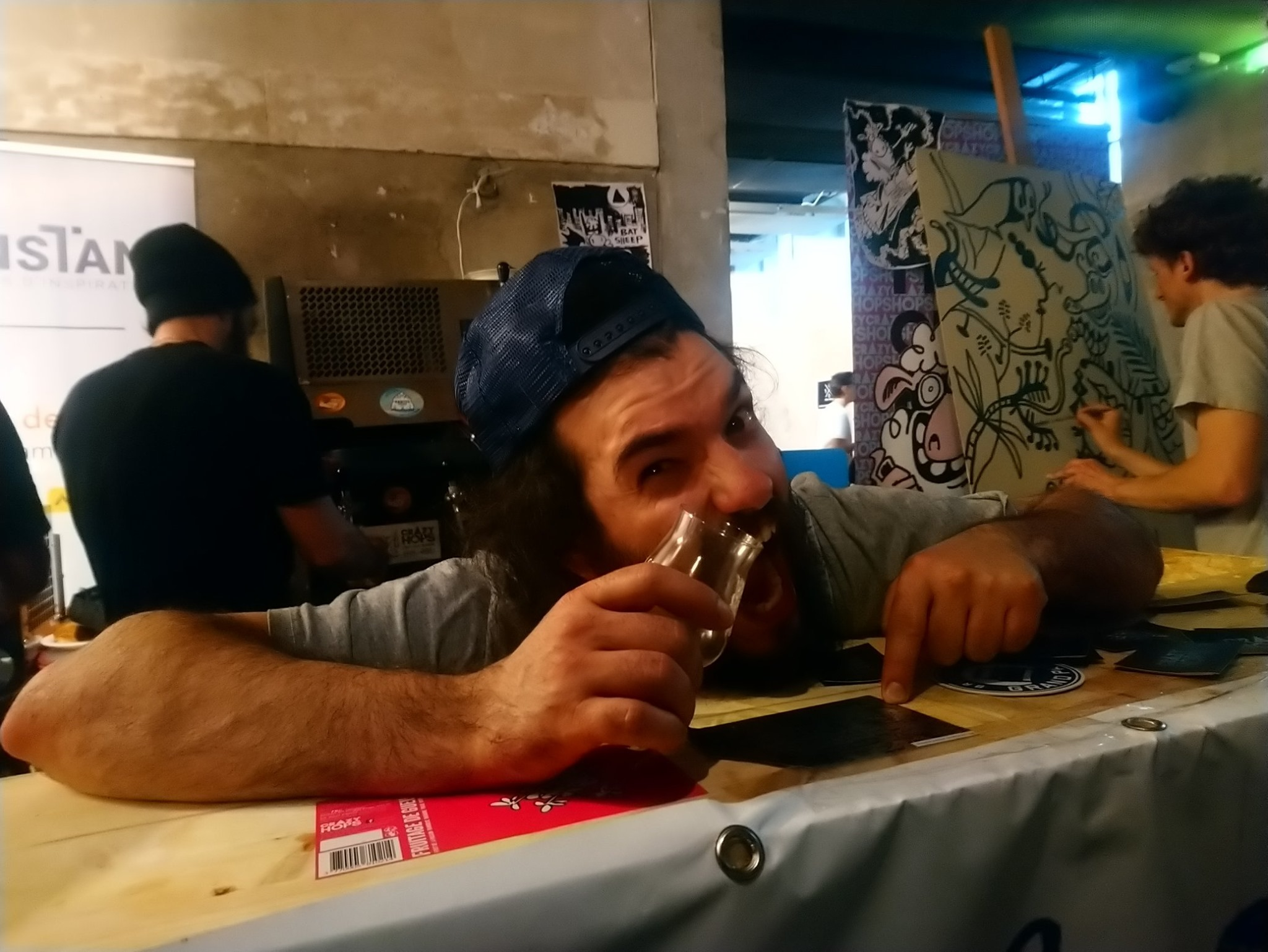 Crazy Hops - Paris Beer Week 2019