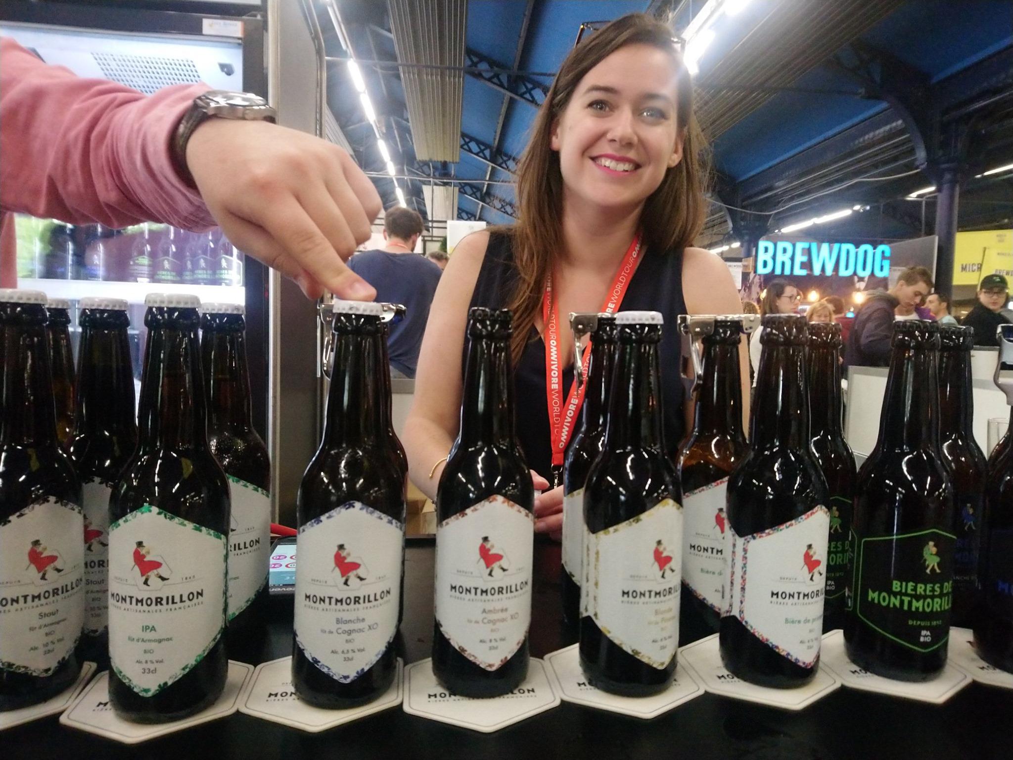 Coraline Pee - Montmorillon - Mondial de la Bière 2019
