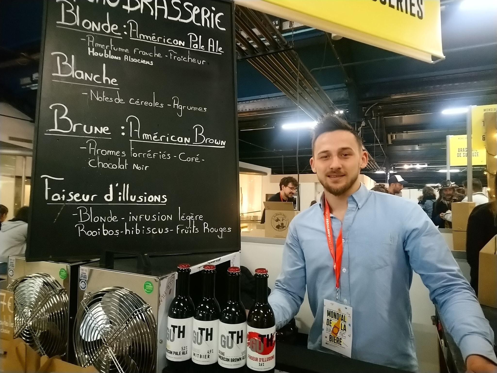 Charly Guth - Mondial de la Bière 2019