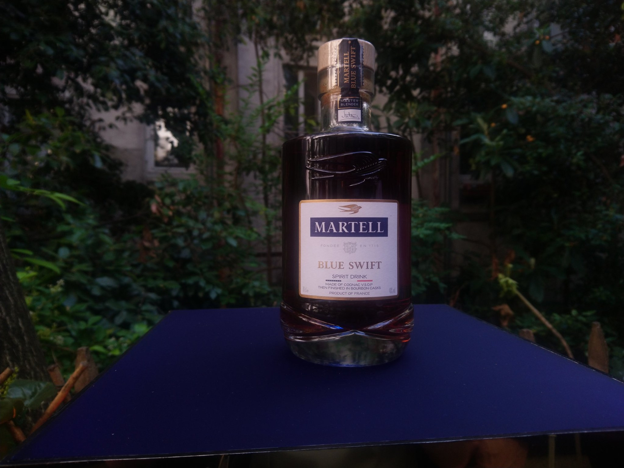 Martell Blue Swift - Flacon