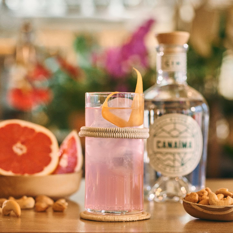 Canaïma - Gin tonic pamplemousse