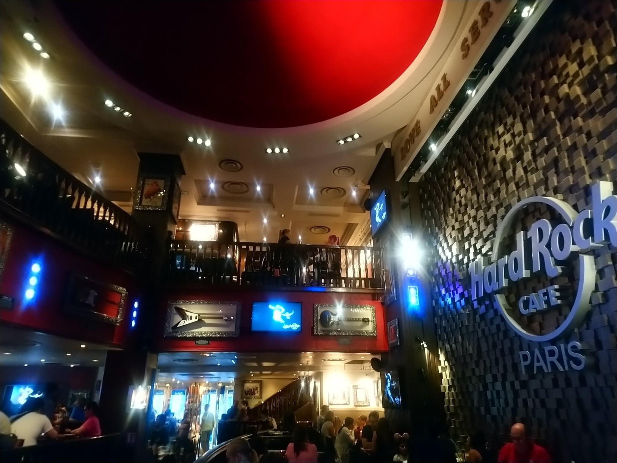 Hard Rock Cafe Paris - Grands Boulevards