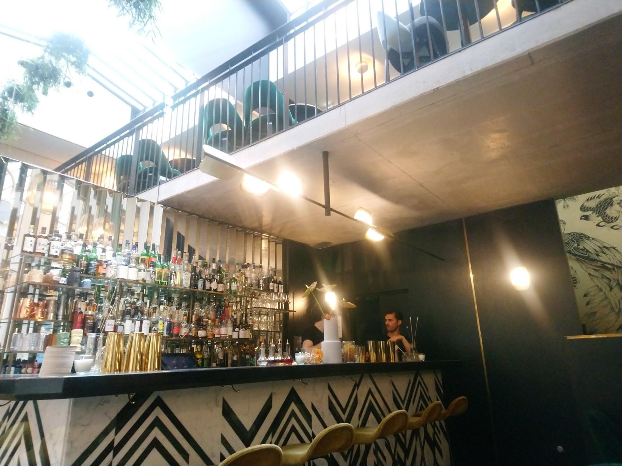 Bar à cocktails Danico - Paris