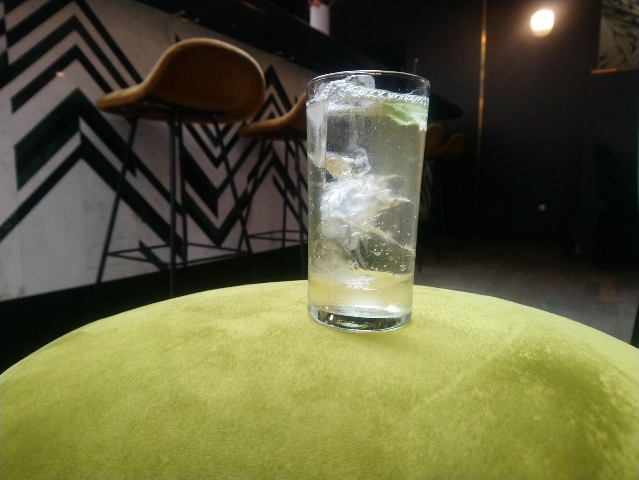 Bar Danico à Paris - Cocktail Summer in Normandy