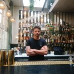 Au Danico, Thibault Méquignon insiste sur la technique des cocktails