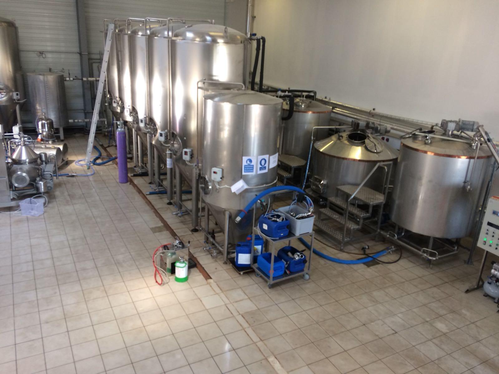 Brasserie Riviera Beer à Saint-Raphael