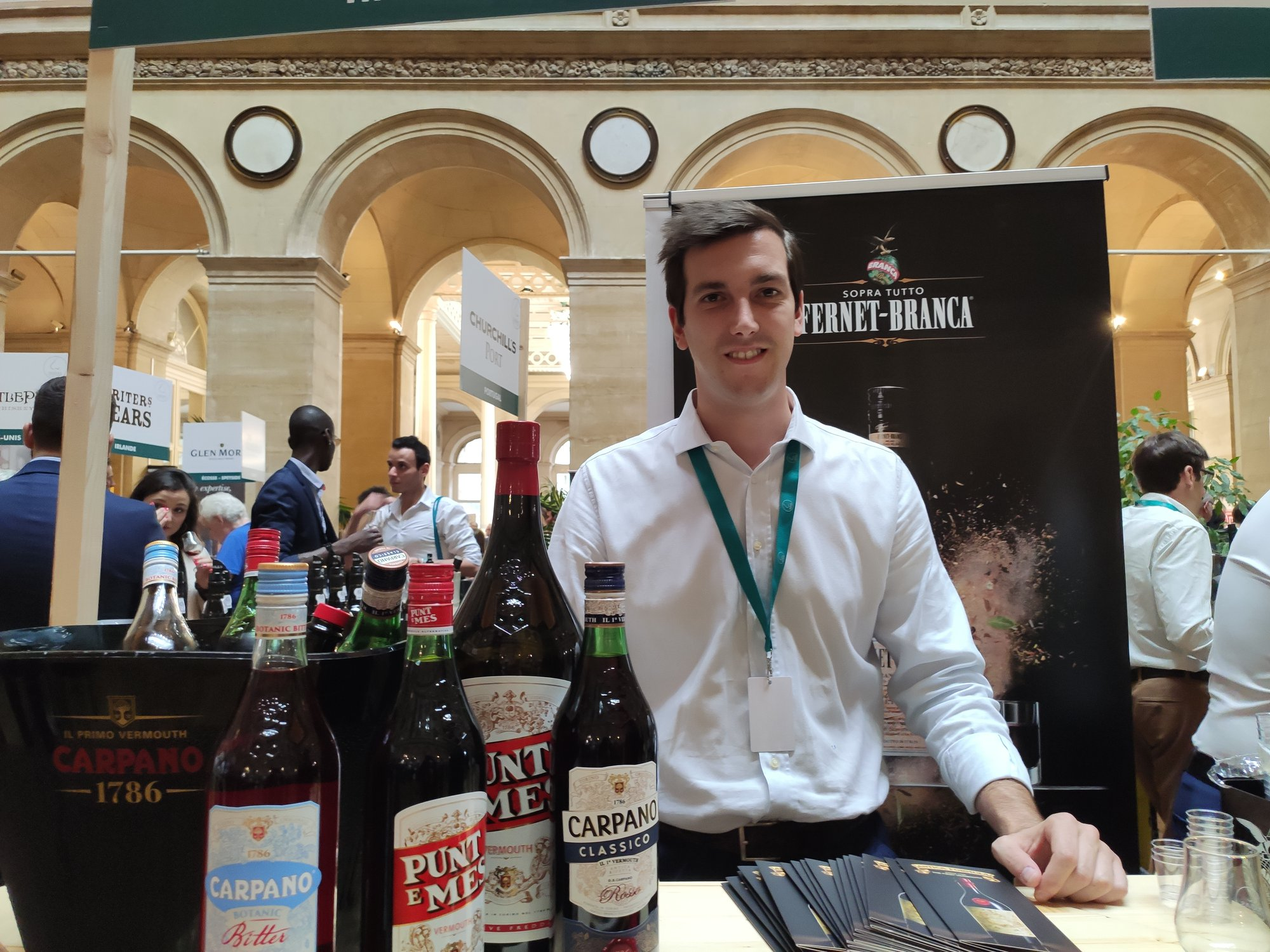 Tommaso Severi - Fernet-Branca
