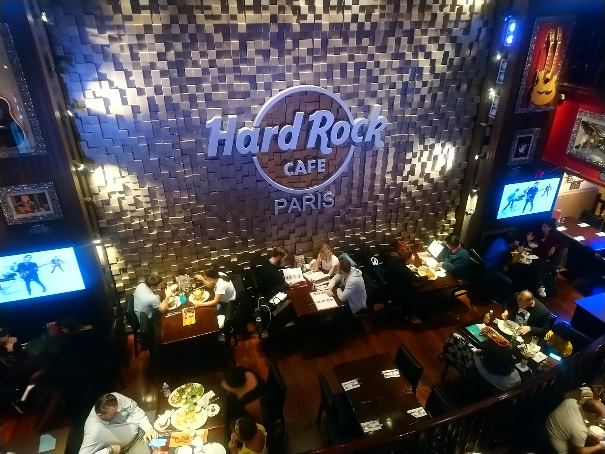 Hard Rock Cafe Paris - Grands Boulevards