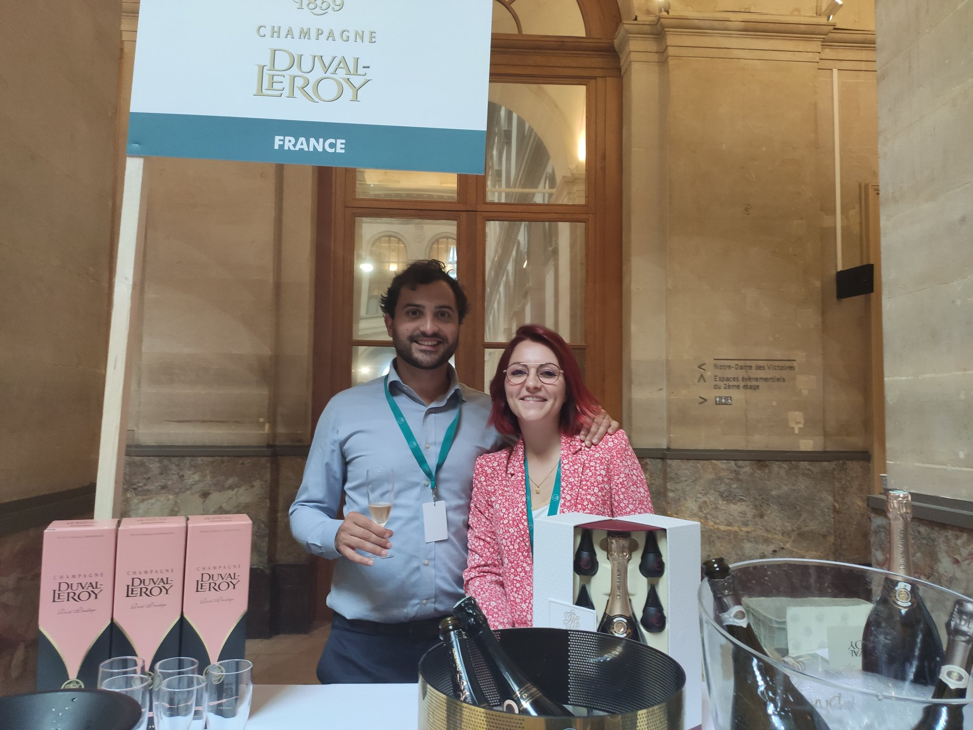 Champagnes Duval-Leroy - Dugas Club expert