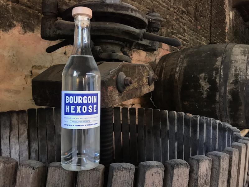 Bourgoin Cognac - Hexose - Sucre végétal de raisin ugni blanc