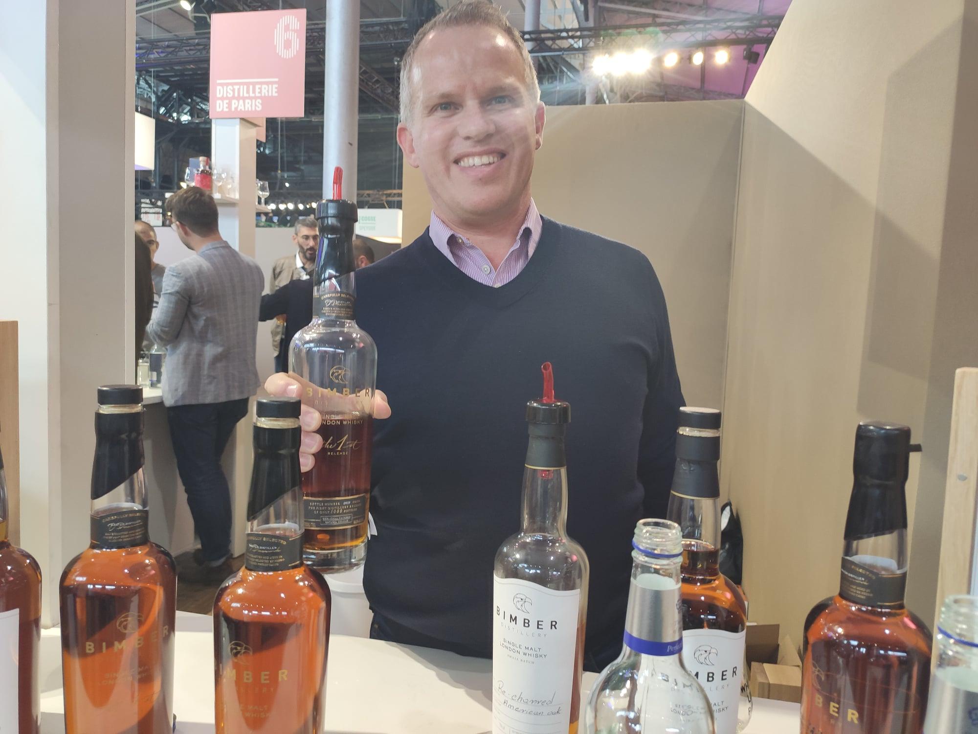 Bimber Distillery - Whisky Live 2019