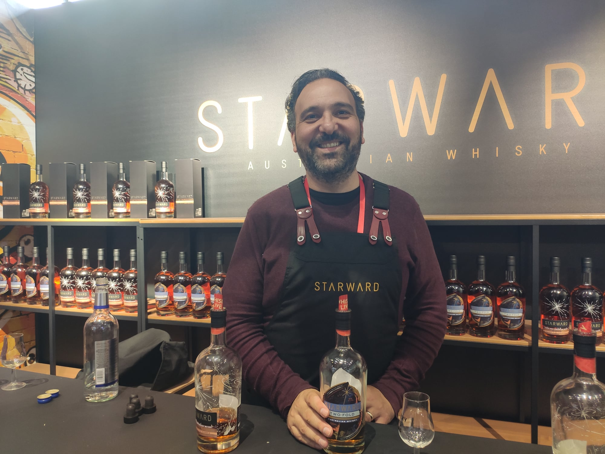 Starward Distillery - Whisky live
