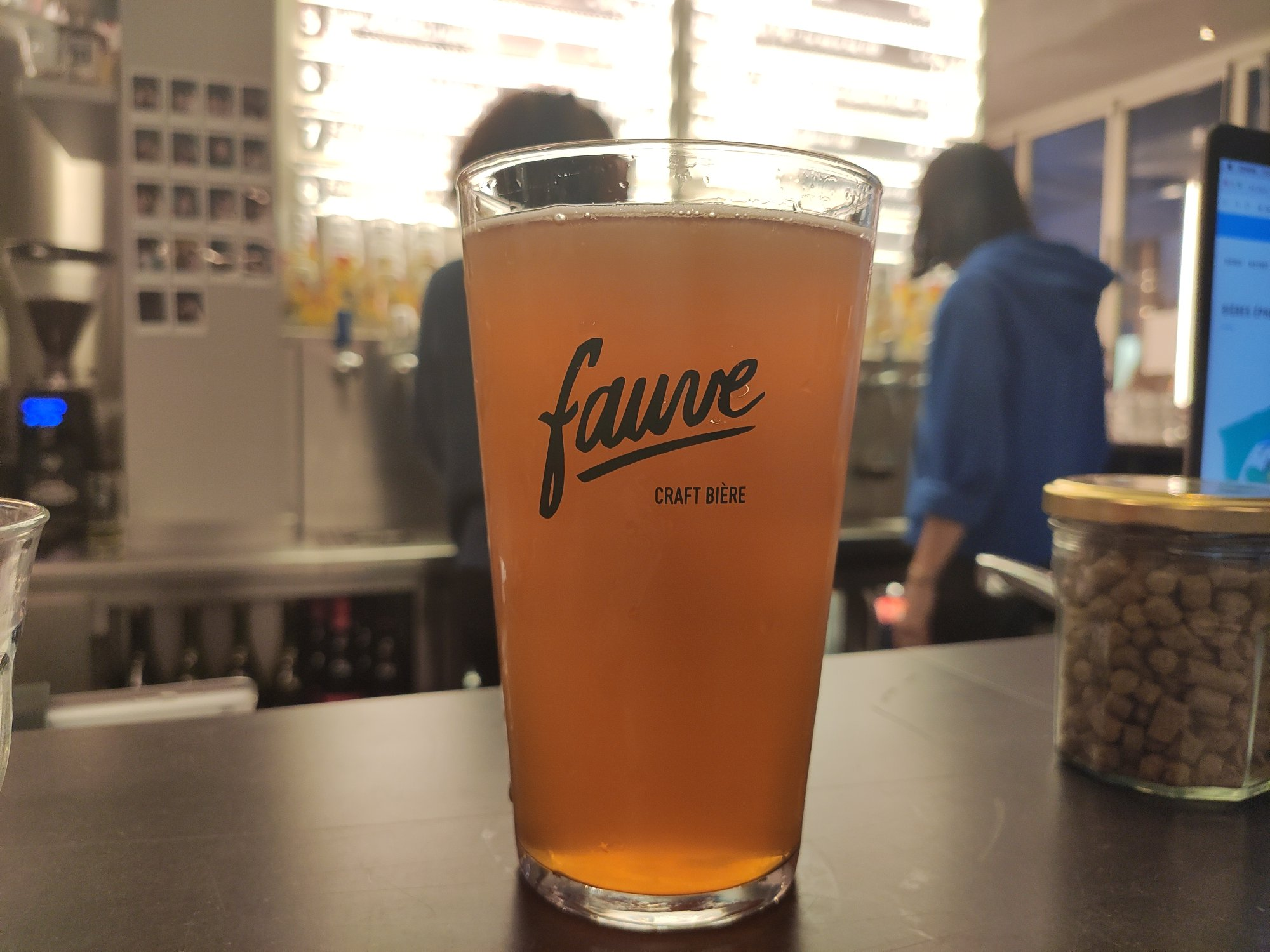 Les Cuves de Fauve - West Coast IPA