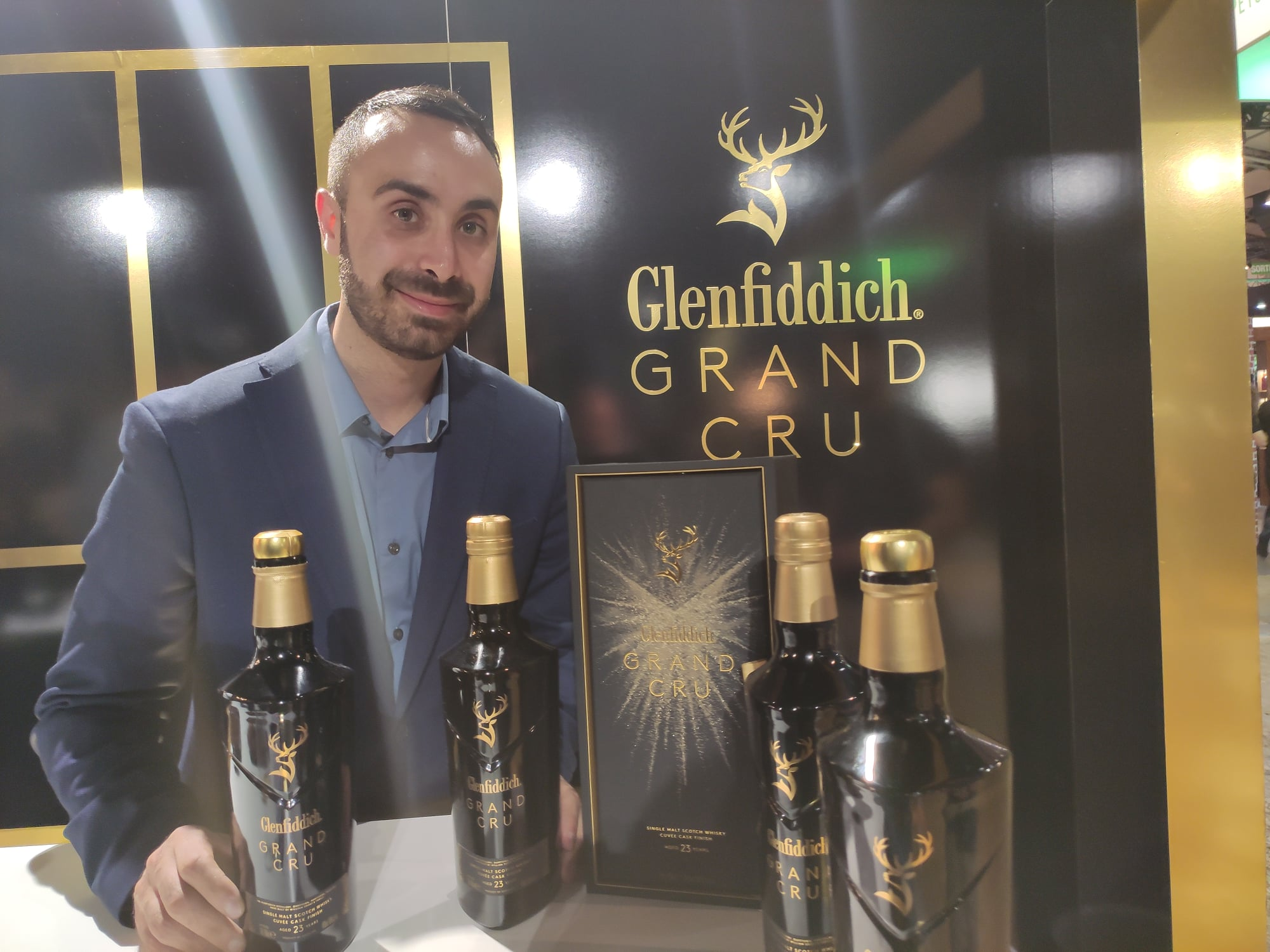 Jerome Kaftandjian - Brand ambassador Glenfiddich