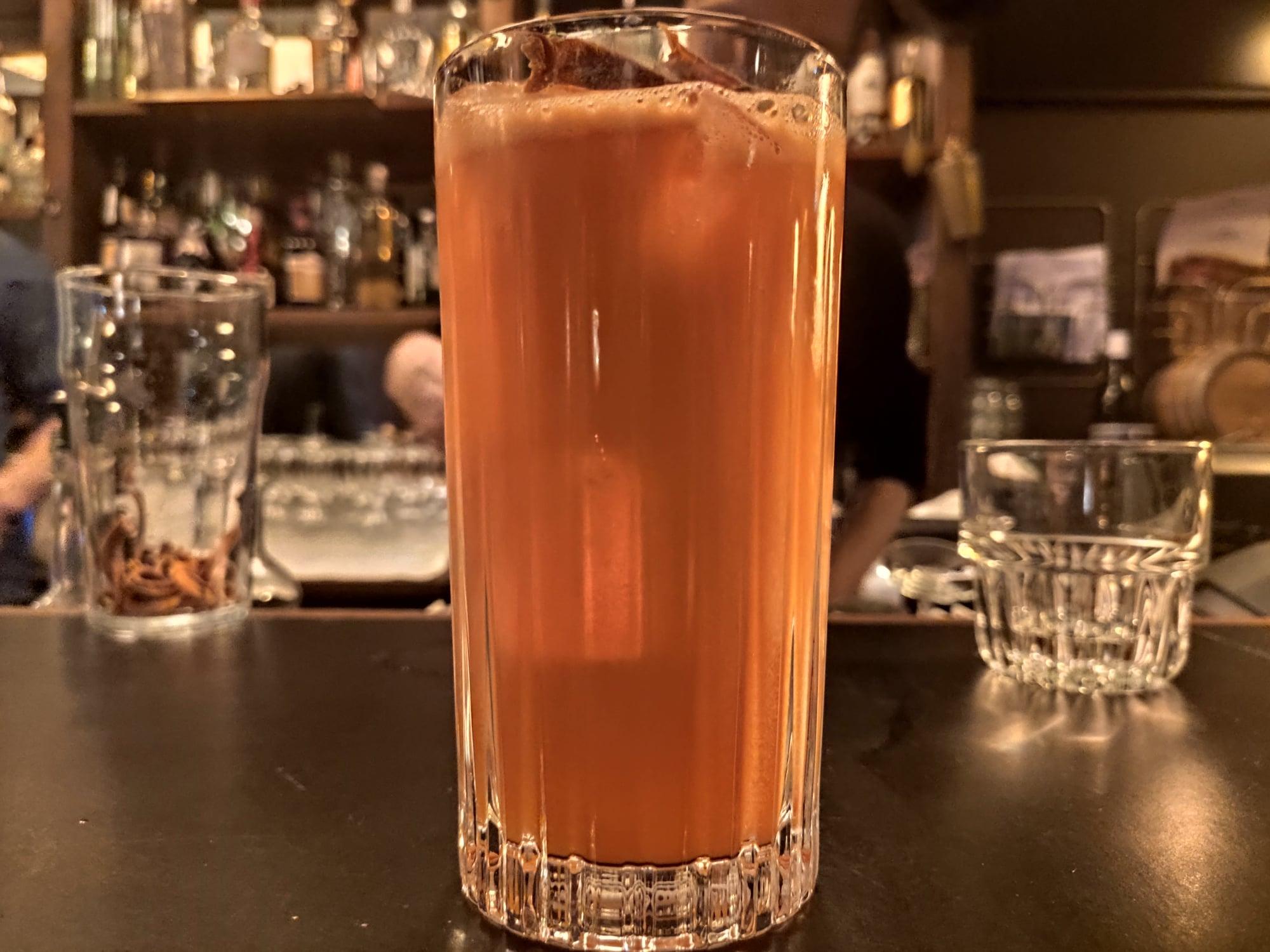 Billy the Kid - Le 1905 - Bar à cocktails Paris