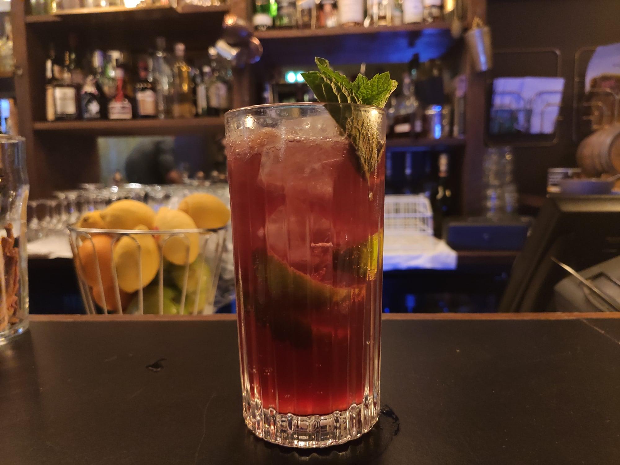 Le 1905 - Bar à cocktails Paris
