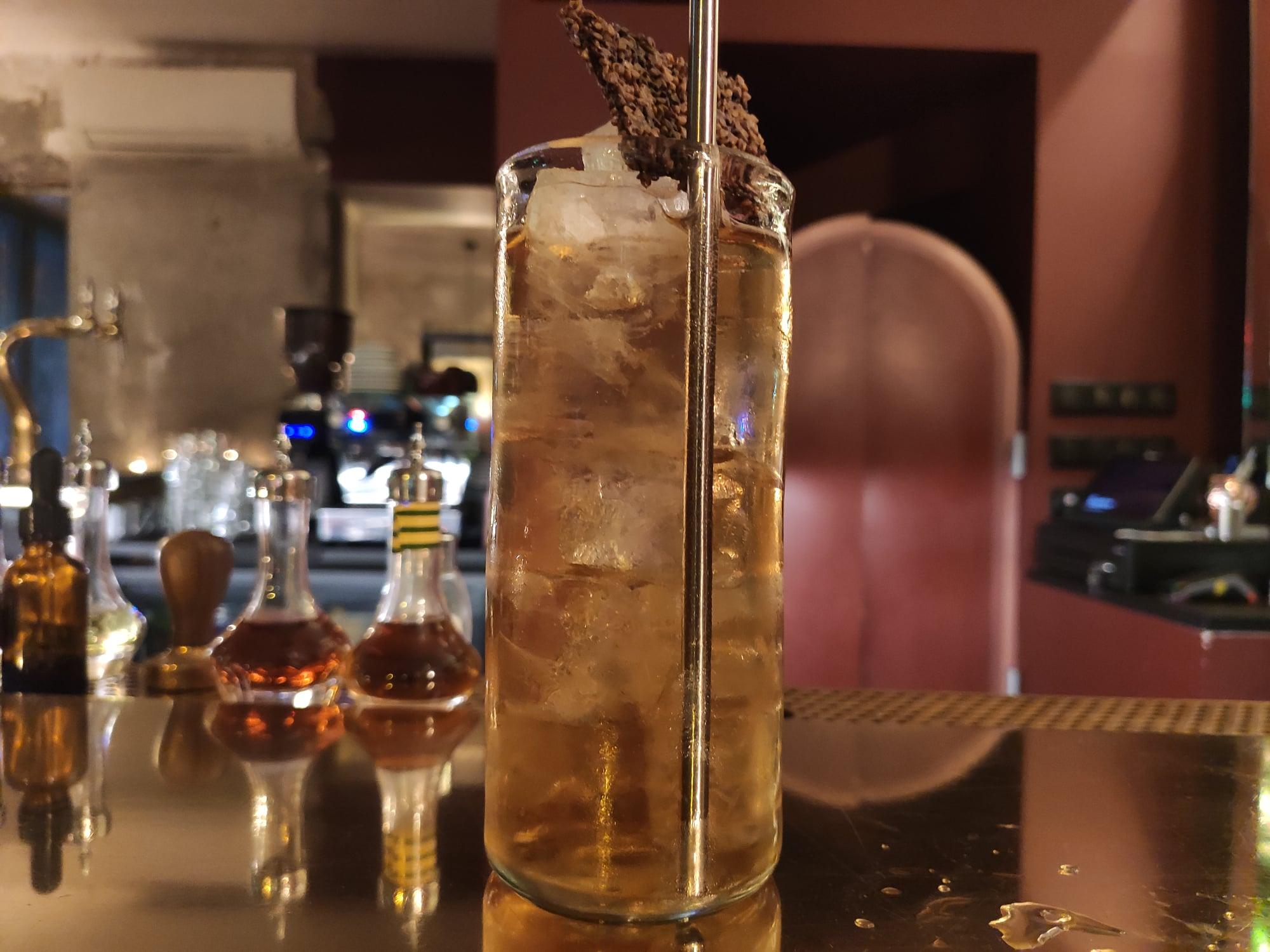 Highball - Divine (bar à cocktails à Paris)