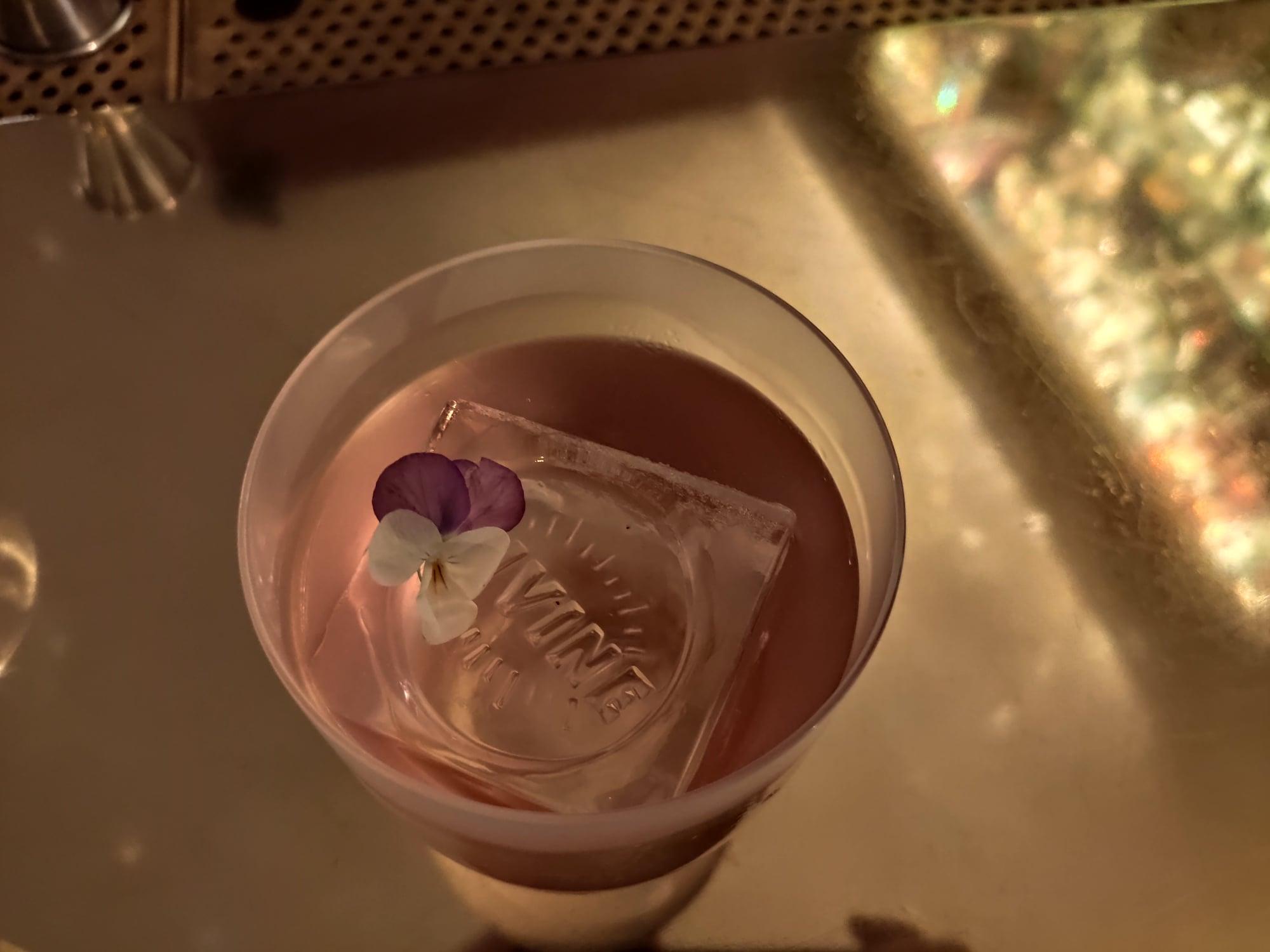 Fleur - Divine (bar à cocktails à Paris)