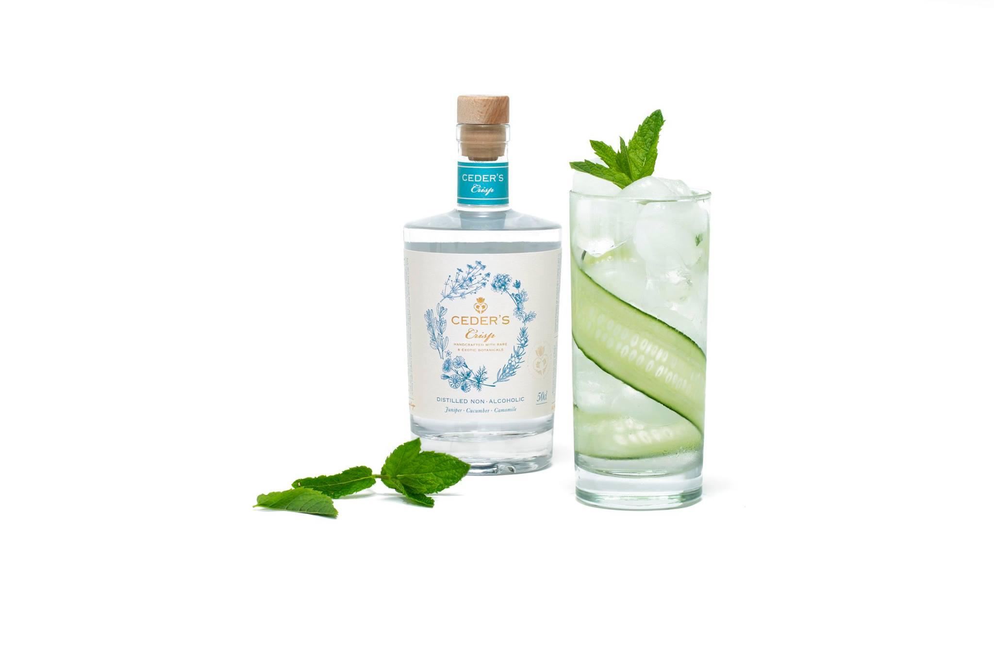 Gin sans alcool Ceder's - Pernod Ricard