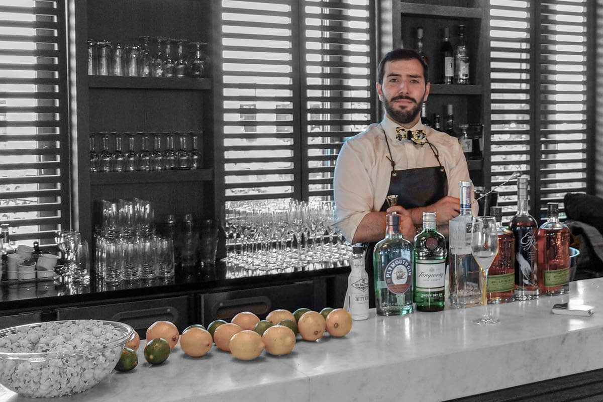 Baptiste Bochet - Colada Cocktails