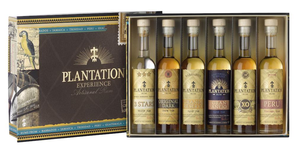 Coffret Expérience Box - Plantation Rum