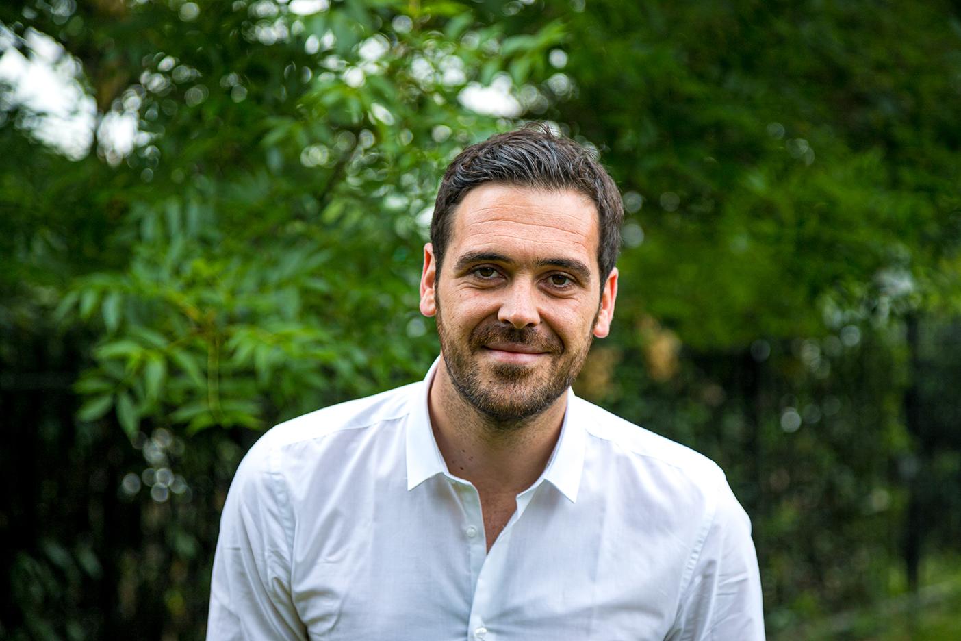 SiteMinder - Antoine Aubrun, regional director France