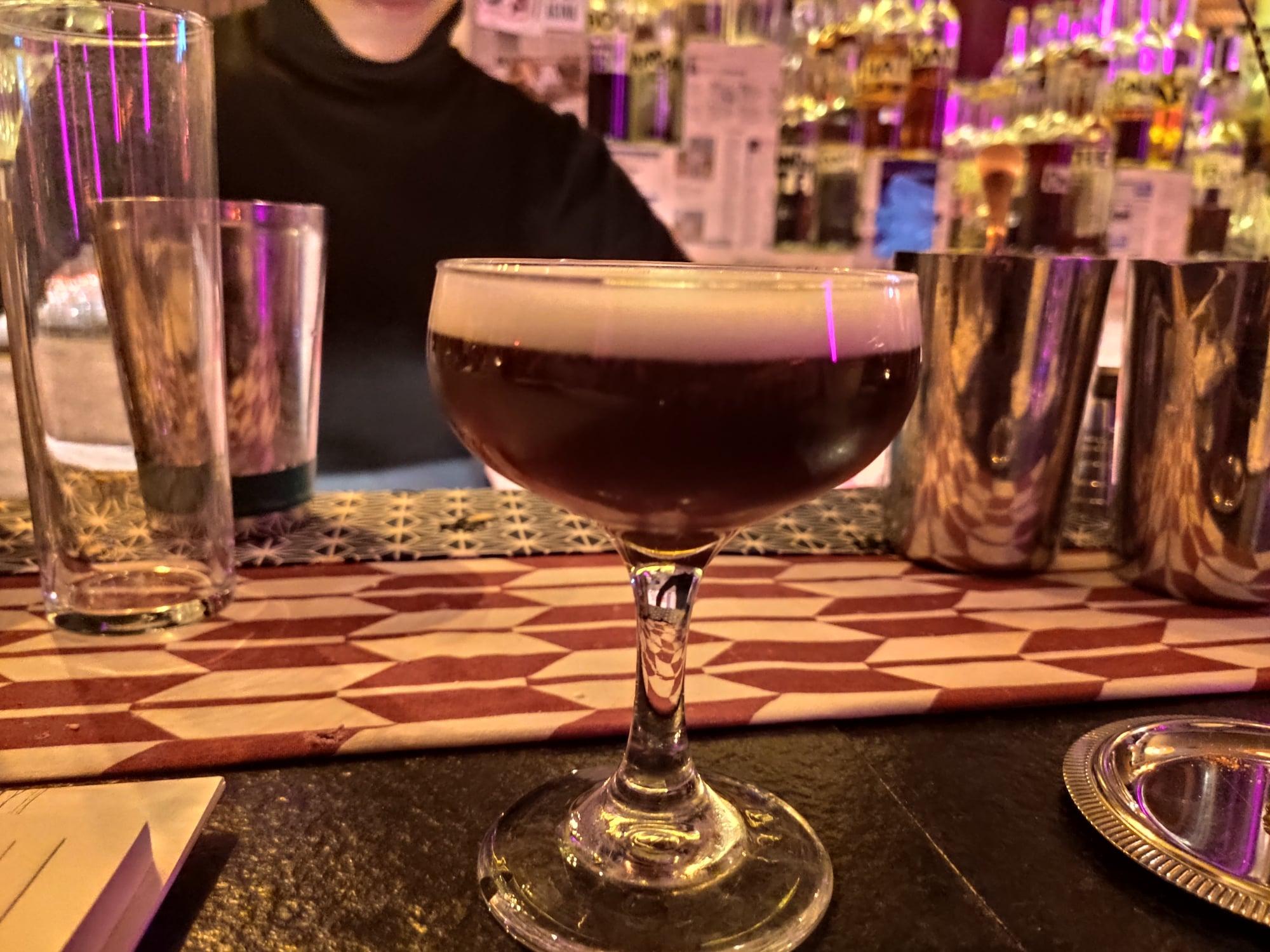 Café Mezcal - La Mezcaleria Paris