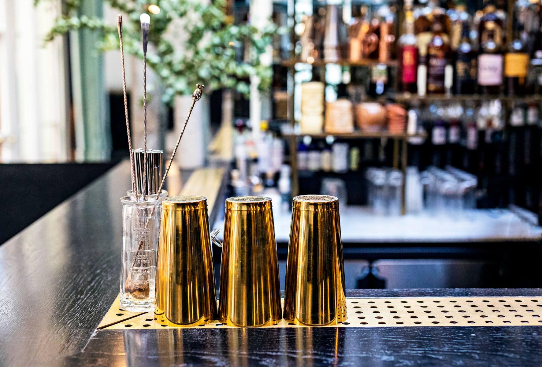 Bar à cocktails Danico - Shakers