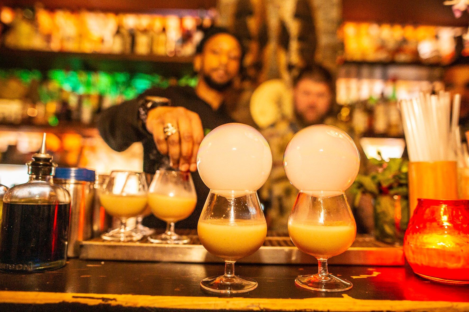 Monkey Shoulder - Paris Cocktail Week - One Eyed Willie