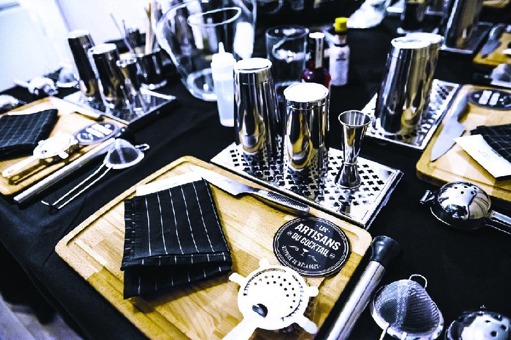 Atelier Les Artisans du cocktail (Emmanuel Brandelet)