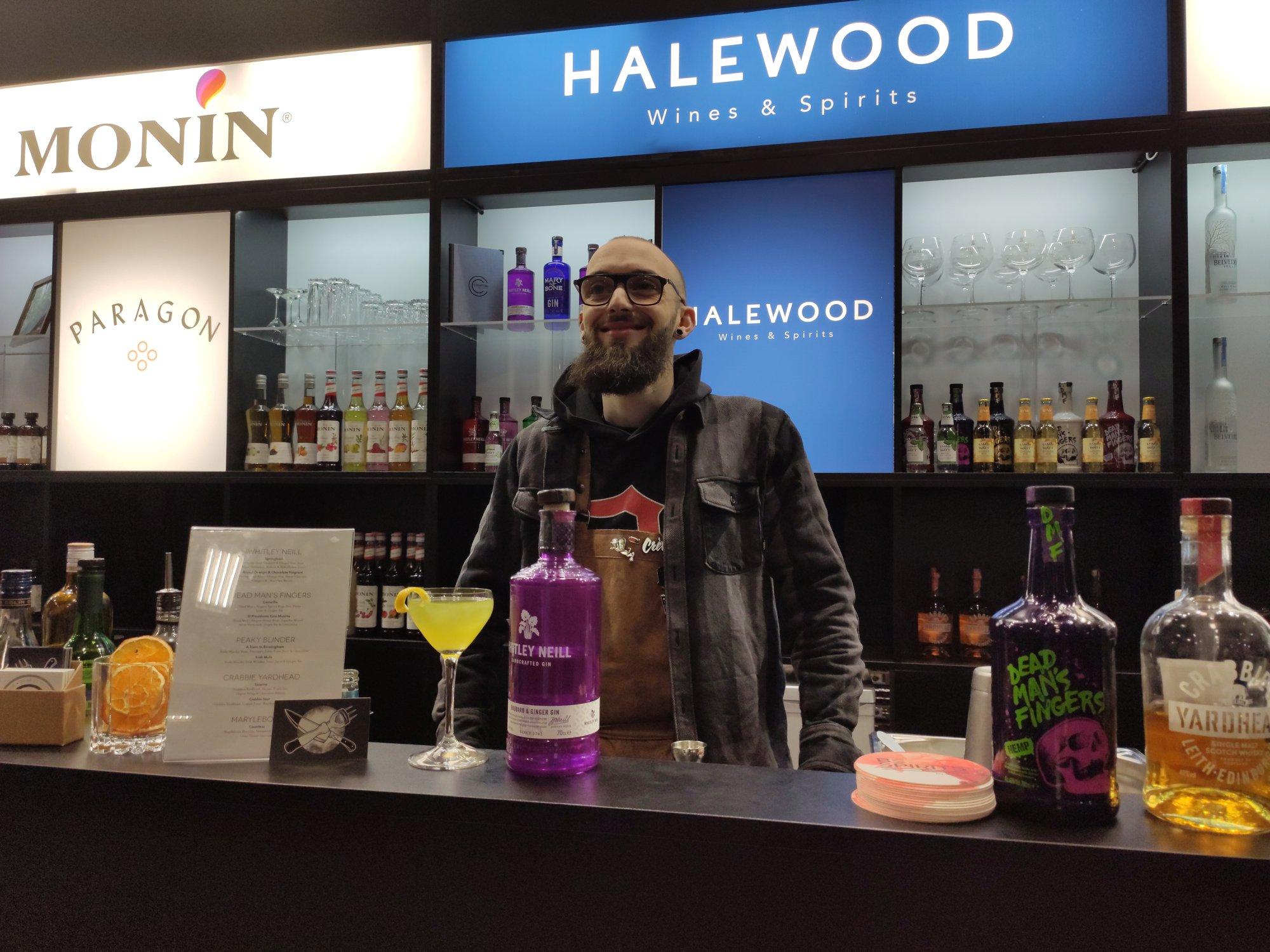 Halewood - Le Comptoir des Fables - Infinite Bar