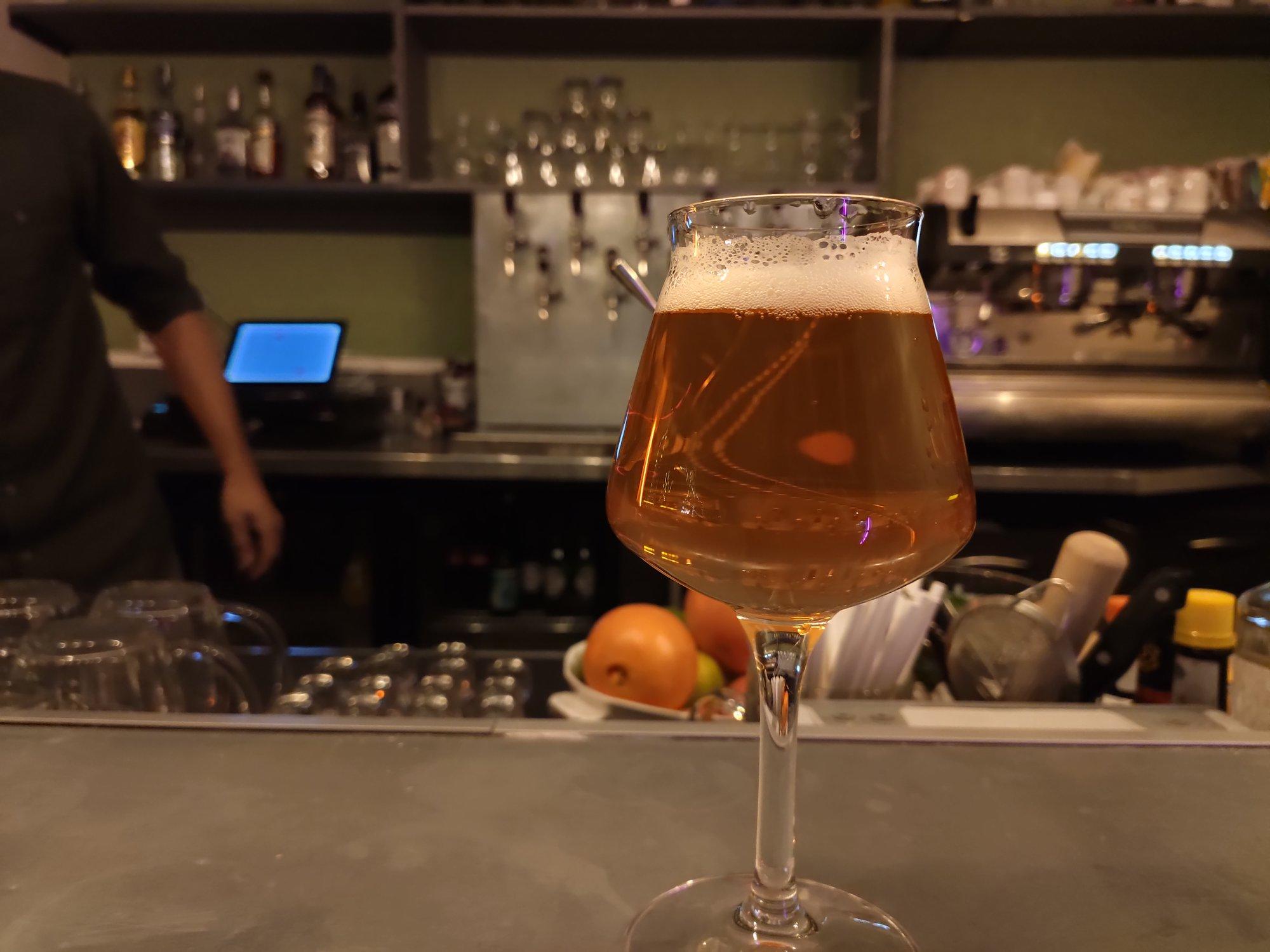 Bar à bières EnKore - Rue Letort - Paris 18ème