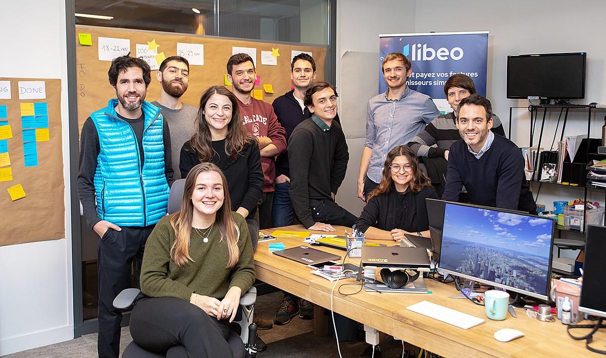 Libeo - Start-up de paiement entre fournisseurs