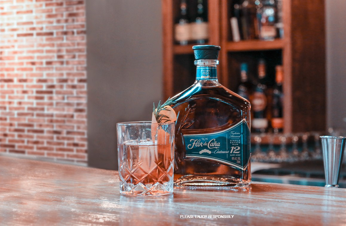 Rhum Flor de Cana - Cocktail