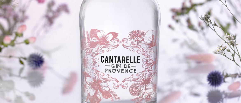 Cantarelle - Gin de Provence